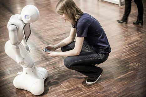 Avec un robot, apprendre est un jouet d'enfant | Actualité de l'emploi et de la formation | Scoop.it