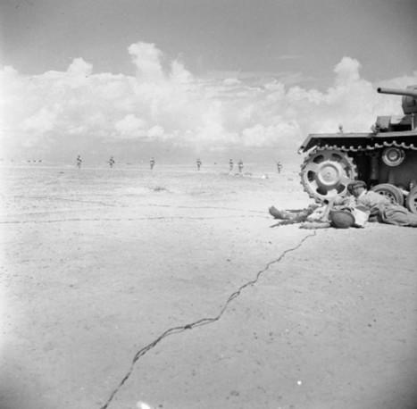 28th October 1942: El Alamein – Montgomery regroups his troops | History Around the Net | Scoop.it