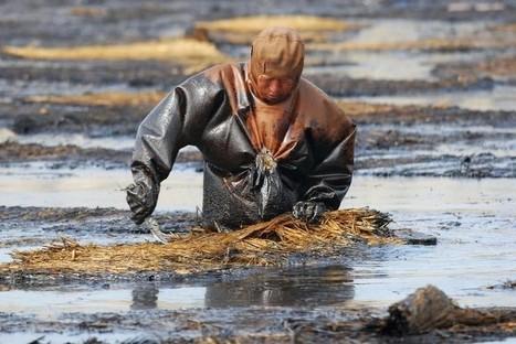 Pollution : 33 photos qui montrent la situation en Chine | Nuevas Geografías | Scoop.it