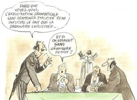 Grammaire-FLE - home | Remue-méninges FLE | Scoop.it