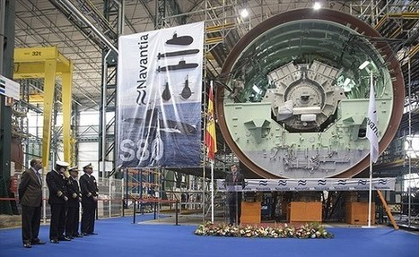 Nació Digital: El submarí espanyol que no flota serà desballestat | Apunts de Salvador Guinart | Scoop.it