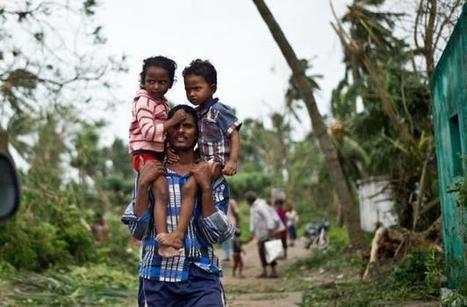 Cyclone en Inde: l'évacuation massive limite le nombre des morts | oilseed | Scoop.it
