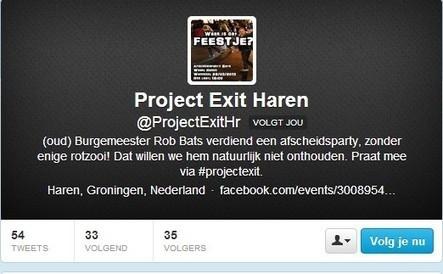 Haren ontsnapt aan tweede Project X Haren | ProjectX in de media | Scoop.it