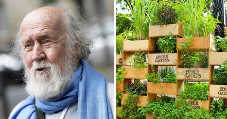 Hubert Reeves appelle les citoyens à s'organiser en réseau pour protéger notre écosystème | Innovation sociale | Scoop.it