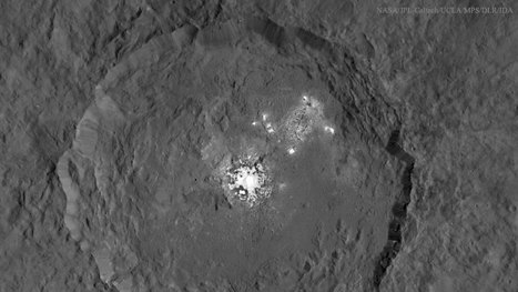 What Are the Mystery Spots in the Occator Crater on Ceres? | kitnewtonium | Scoop.it