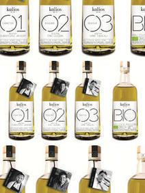 Coup de food: les huiles d'olive Kalios   Huileolive   Scoop.it
