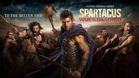 Spartacus - A STARZ Original Series - Spartacus Legends | Macusa Jonathan C | Scoop.it