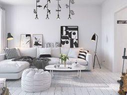 Décoration blanche dans un appartement rénové | picslovin | Scoop.it