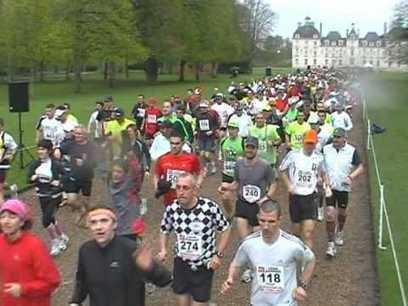 Marathon de Cheverny 2012, 11ème édition   Agenda du vin   Scoop.it