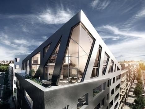 Les façades purifiantes et autonettoyantes, nouvelle arme contre la pollution de l'air | Eco-conception | Scoop.it