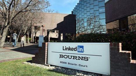 LinkedIn franchit le cap des 8 millions d'utilisateurs en France | Les réseaux sociaux professionnels | Scoop.it