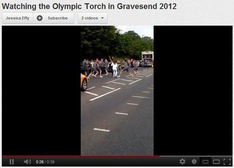 Muslim youth disrupts Olympic Torch procession   The Indigenous Uprising of the British Isles   Scoop.it