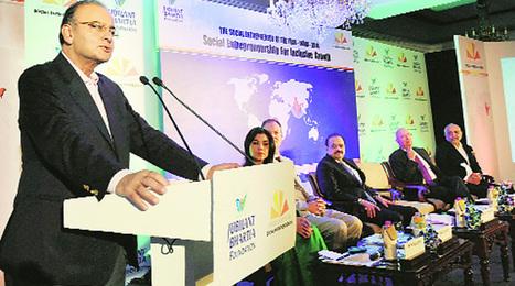 India Inc to spend R14,000 crore towards CSR in 2014-15:Jaitley | sustainability | Scoop.it