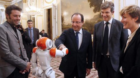 Les cinq projets qui doivent sauver l'industrie française | Les robots de service | Scoop.it