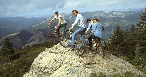The Roots of Dirt: How Mountain Bikes Went From Clunkers to Global Phenomenon | Fitness X Fashion | Scoop.it
