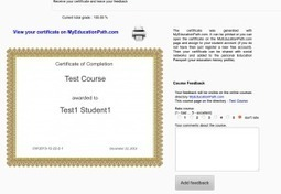 Moodle Plugin for MyEducationPath | MOOC in Moodle | Scoop.it