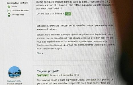 Traquer les avis bidons | Les avis clients sur Internet | Scoop.it
