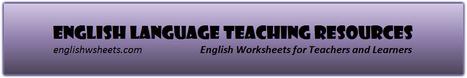 Grammar, Vocabulary Worksheets, Handouts, Tests, Puzzles | Svešvalodu skolotājiem | Scoop.it