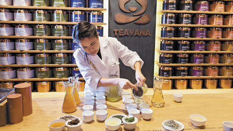 Starbucks's Teahouse Ambitions for Its Teavana Chain | Emerging Markets - China | Scoop.it