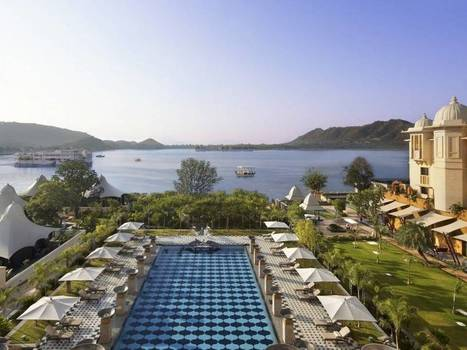 The 25 Best Hotels In India - Business insider | Glamour World! | Scoop.it