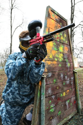 OHS of Paint ball with Matthew. | Aviation, OHS and Me | Scoop.it