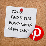 37 Pinterest Board Name Ideas that Will Get You MORE Clicks, Pins & Followers | Artdictive Habits : Sustainable Lifestyle | Scoop.it