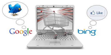 Are Social Search Updates About to Change How We Shop Online? | Social Media Today | Brand & Content Curation | Scoop.it