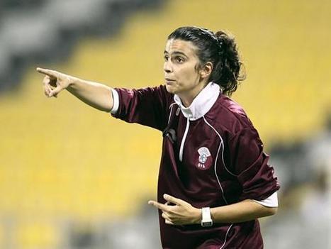 Helena Costa - Clermont Foot - Última barreira no futebol foi quebrada por uma portuguesa | Maisfutebol.iol.pt | Educação Física | Scoop.it