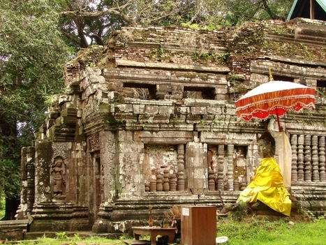 15 lesser-known ruins of the world | Creating long lasting friendships through adventure travel | Scoop.it