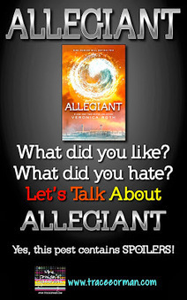 Mrs. Orman's Classroom: Allegiant: What I Liked, What I Hated... | Websites to Share with Students in English Language Arts Classrooms | Scoop.it