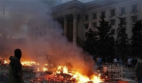 EU Urges Independent Probe into Tragic Deaths in Ukraine's Odessa - Fars News Agency | NGOs in Human Rights, Peace and Development | Scoop.it