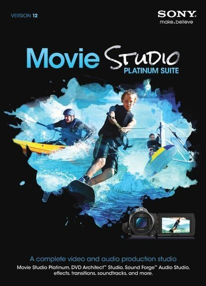 Sony Movie Studio Platinum 12 Suite – Software | Web Development and Softwares | Scoop.it