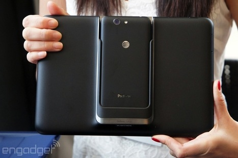 Hands-on with the PadFone X: ASUS' phone-tablet hybrid arrives in the US | Trend Meets Function | Scoop.it