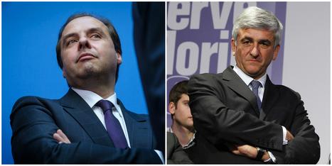 Présidence de l'UDI : Jean-Christophe Lagarde et Hervé Morin qualifiés pour le second tour - Le Lab Europe 1 | Mon Parti Radical | Scoop.it
