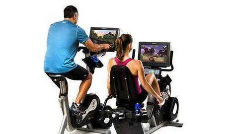 Expresso HD: le vélo connecté pour sportif high tech - L'Express | Salles de sport | Scoop.it
