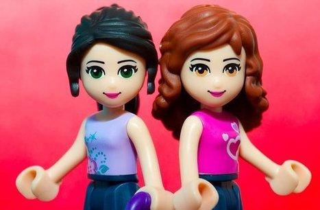 Une petite fille demande des Lego-filles badass   Genre, construction et prégnance des stéréotypes.   Scoop.it