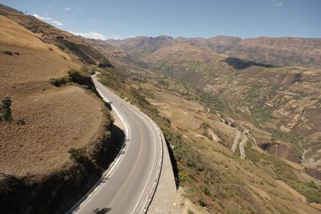 Conalvías ganó licitación en Perú para hacer mantenimiento a una importante vía del vecino país.   Conalvias Perú   Scoop.it