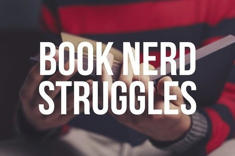 23 Struggles Only Book Nerds Will Understand   Young Adult Fiction   Scoop.it