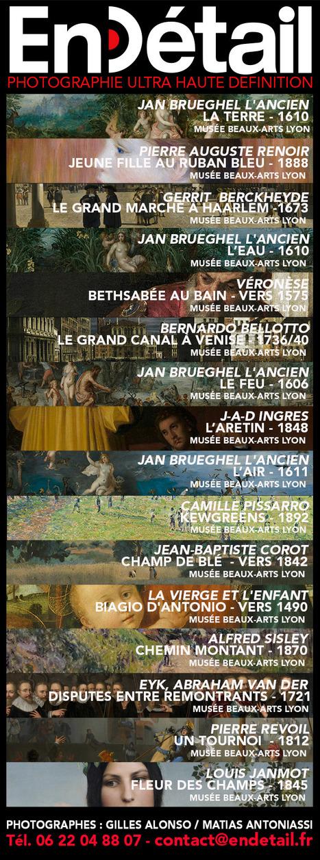 Endetail - Photographie Ultra Haute Définition | Resources pour apprendre Français | Scoop.it