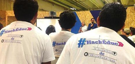 #HackEduc : quand le monde de l'éducation invente les outils de demain | Médiations numérique | Scoop.it