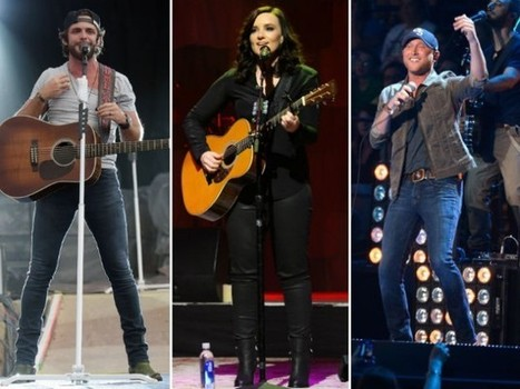 New Artist Nominees React to CMA Awards Nominations - | Country Music Today | Scoop.it