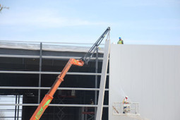 How Difficult Is It To Erect A Steel Building or A Metal Garage?   Steel Framed Buildings   Scoop.it