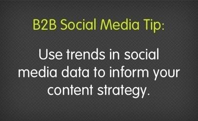 Look at Social Media Data for B2B Intelligence - Salesforce ... | SOCMINT | Scoop.it