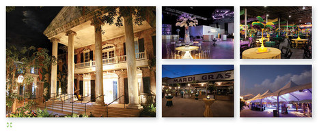 Mardi Gras World Venues |New Orleans Activities |Event Rental Space | Wedding Places | Scoop.it
