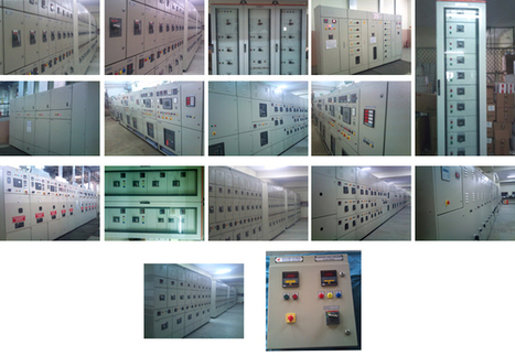 Synchronising Panels Manufacturers, Electrical Control Panels | Electrical Control Panels Manufacturers | Scoop.it