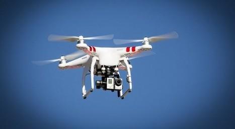 GoPro se lance dans les drones et la réalité virtuelle | Clic France | Scoop.it