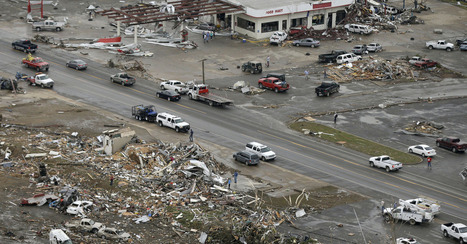 DISASTER PREPAREDNESS: U.S. Braces for More Tornadoes and Flooding After Deadly Weekend | > Emergency Relief | Scoop.it
