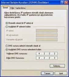Windows XP DNS Değiştirme Resimli Anlatım | Yasak Sitelere Giriş | Scoop.it