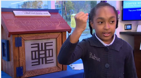 A Little Free Library loving third-grader on the power of books | Book Patrol | Librarysoul | Scoop.it