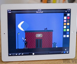 8-bit canvas: Pixaki makes pixel art easy with an iPad - The Verge | iPad u školi | Scoop.it